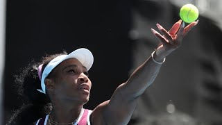 Serena Williams gets candid about quarantine, parenting and getting into shape