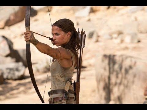 Tomb Raider - Trailer final espan?ol (HD)