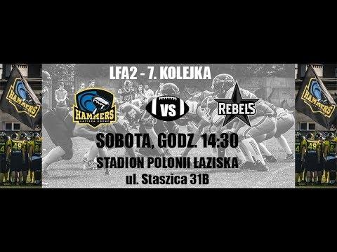 LFA2 2019: Hammers Łaziska vs Silesia Rebels