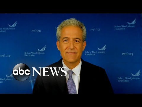 Dr. Richard Besser on the state of the pandemic: 'It's far from over'