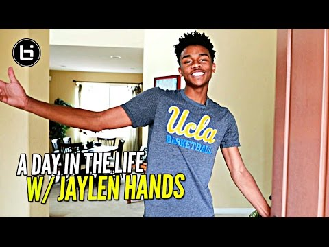 "Jaylen Hands ""A Day In The Life"" 