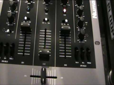Numark X9 FX Mixer
