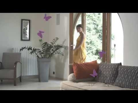 Somfy® WireFree interior window covering (ENGLISH)
