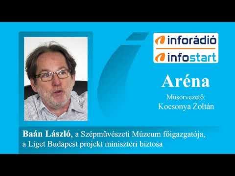 InfoRádió - Aréna - Baán László - 2020.07.17.
