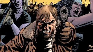 The Walking Dead Robert Kirkman Spoiler Chat: The Walking Dead, Invincible and Outcast