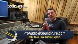 Avantone CV-12 Multi-Pattern Tube LDC Microphone - Quick n' Dirty