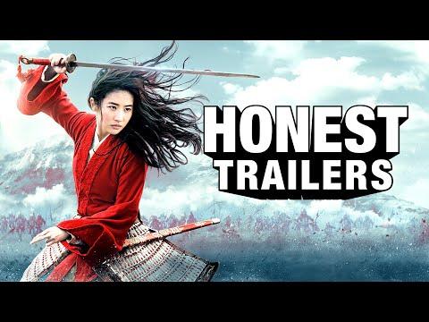 Honest Trailers | Mulan (2020)