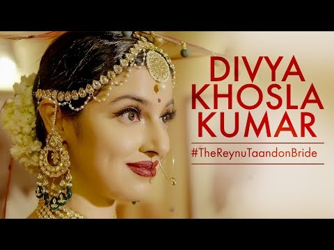 Bridal Photo-shoot : Divya Khosla Kumar    Reynu Taandon - Part - 2