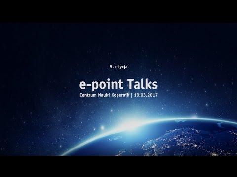 5. edycja e-point talks, Centrum Nauki Kopernik