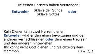 03.10.2021 - Ganz Sein sein (Gerhard Smits)