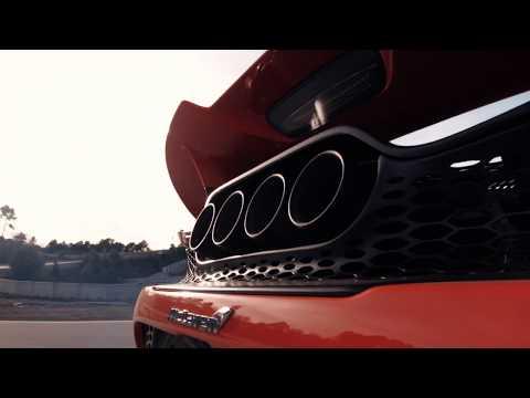 McLaren Tech Club - Episode 3 - 765LT Design: Explored