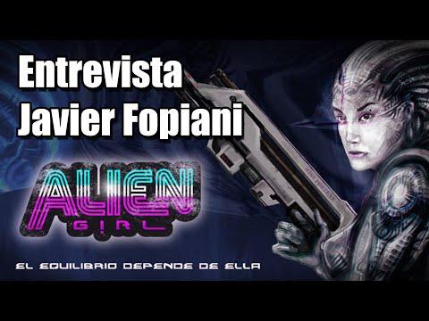 JAVIER FOPIANI ZX SPECTRUM GAMES