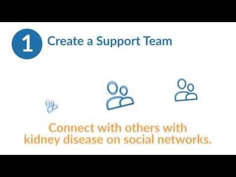 New to Kidney Disease? 3 Steps to Take