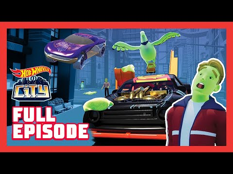 TOXIC SLIME TURNS HOT WHEELS CITY INTO ZOMBIES!! 😵🧟 | Hot Wheels City | @Hot Wheels