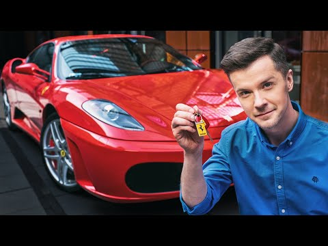 Oddaję moje Ferrari. KOMU?