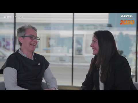 In Conversation With Jen Taylor | #HCLatDavos