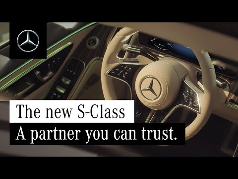 Cares for What Matters: The New S-Class.
