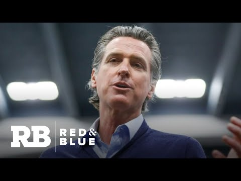 California Governor Gavin Newsom facing likely recall