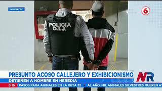 Detienen a hombre por presunto acoso callejero y exhibicionismo