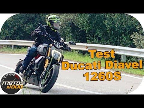 Test Ducati Diavel 1260 S | Motosx1000