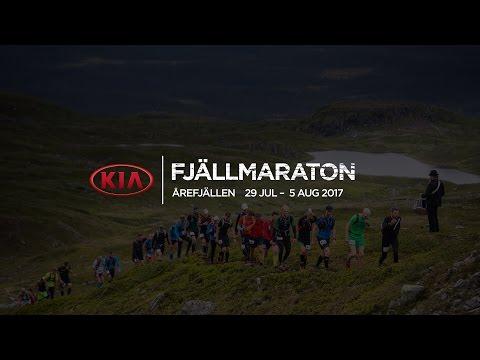 KIA Fällmaraton Årefjällen 2017