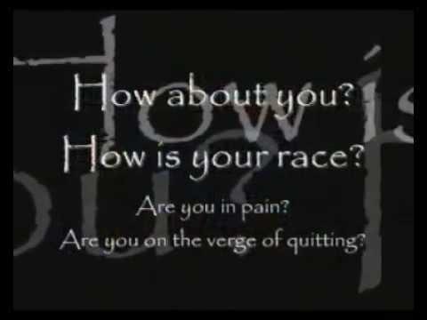 Video: Nesvarbu kelintas esi - Svarbu atiduoti visą save ir niekada nepasiduot