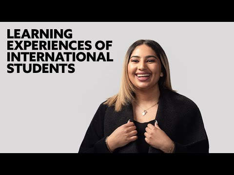 Learning Experiences of International Students | Northumbria University, Newcastle