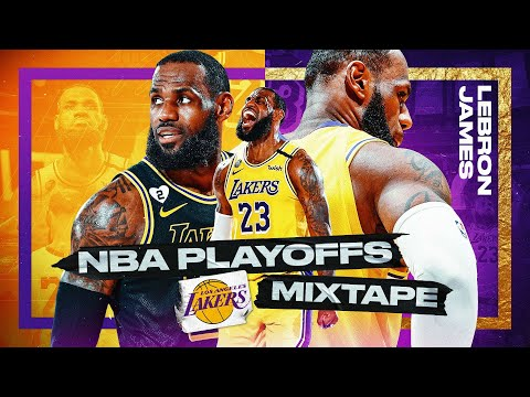 👑 LeBron James Playoff MIXTAPE 👑