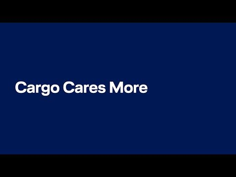 Cargo Cares More | EN | Lufthansa Cargo