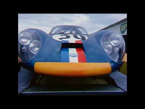 24H Le Mans - TOTAL Finest Hours - Ep.1 - 1968