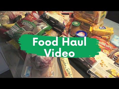 Supermarkt Einkauf für die Feiertage | gabelschereblog