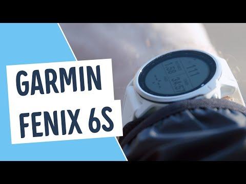 Är Garmin Fenix 6s din nya bästa vän?