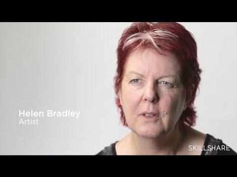 Teaching Online with Skillshare - Helen Bradley