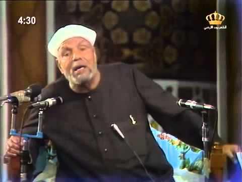 الشيخ الشعراوي...من اجمل ما ستسمع عن الرزق