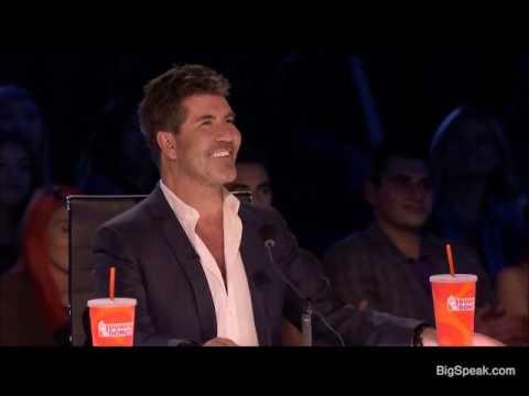 Jon Dorenbos on X-Factor
