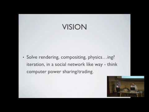 CrowdRender - Super Computing for everyone