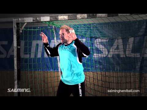 Salming Handball Academy - Goalie - Combination exercise