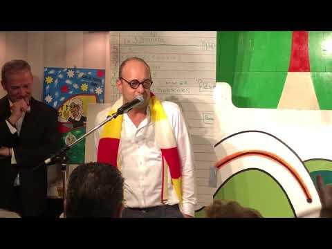 Video op YouTube: Carnaval - Yoop - Pappie (Youp - Flappie) - Jankbokaal