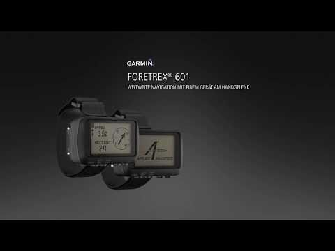 Foretrex® 601 – GPS Navigator für dein Handgelenk