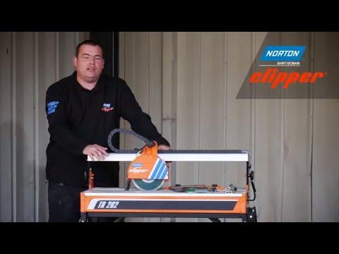 Norton Clipper TR202 Tile Saw