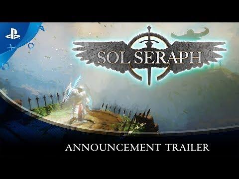 SolSeraph - Announcement Trailer   PS4