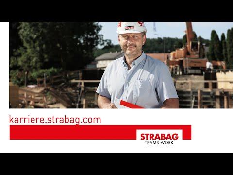 Mutige Entscheidungen treffen, um Lösungen zu schaffen: Bauleiter im Verkehrswegebau bei STRABAG