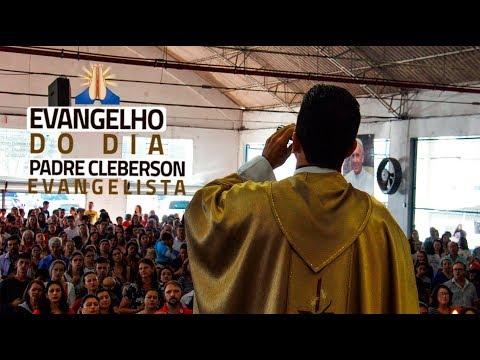 Evangelho dia 13-06-2019  (Mt 5,20-26) - Padre Cleberson Evangelista