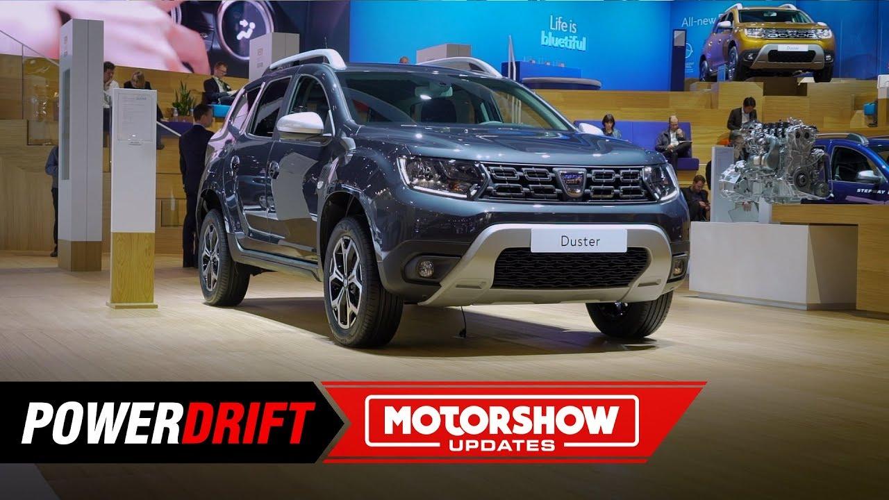 2019 Renault (Dacia) Duster : Paris Motorshow : PowerDrift