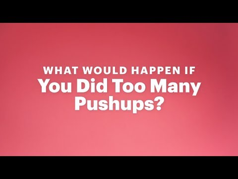 connectYoutube - What Would Happen If You Tried To Do Infinite Pushups?