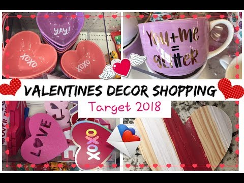 VALENTINES 2018 SHOP WITH ME | TARGET DOLLAR SPOT | Momma from scratch
