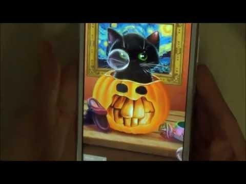 App Description Cute Halloween Live Wallpaper