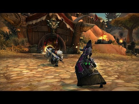 Neue PvP-Updates in Wogen der Rache | World of Warcraft (DE)