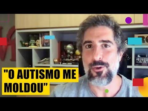 """""""Sem o Romeo, eu não teria a vida perfeita que eu tenho"""", diz Marcos Mion sobre filho com autismo"""