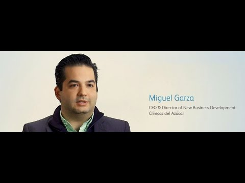 Meet Global Health Innovation Grantee Miguel Garza, Clínicas del Azúcar